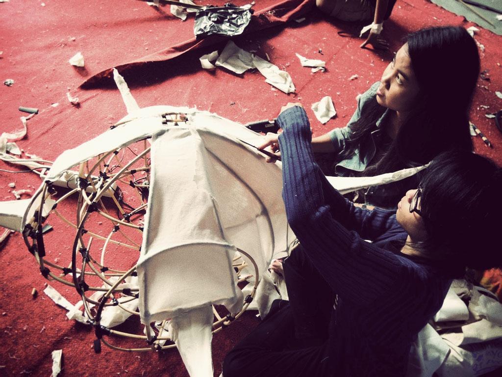 Puppet Performance Making Workshop